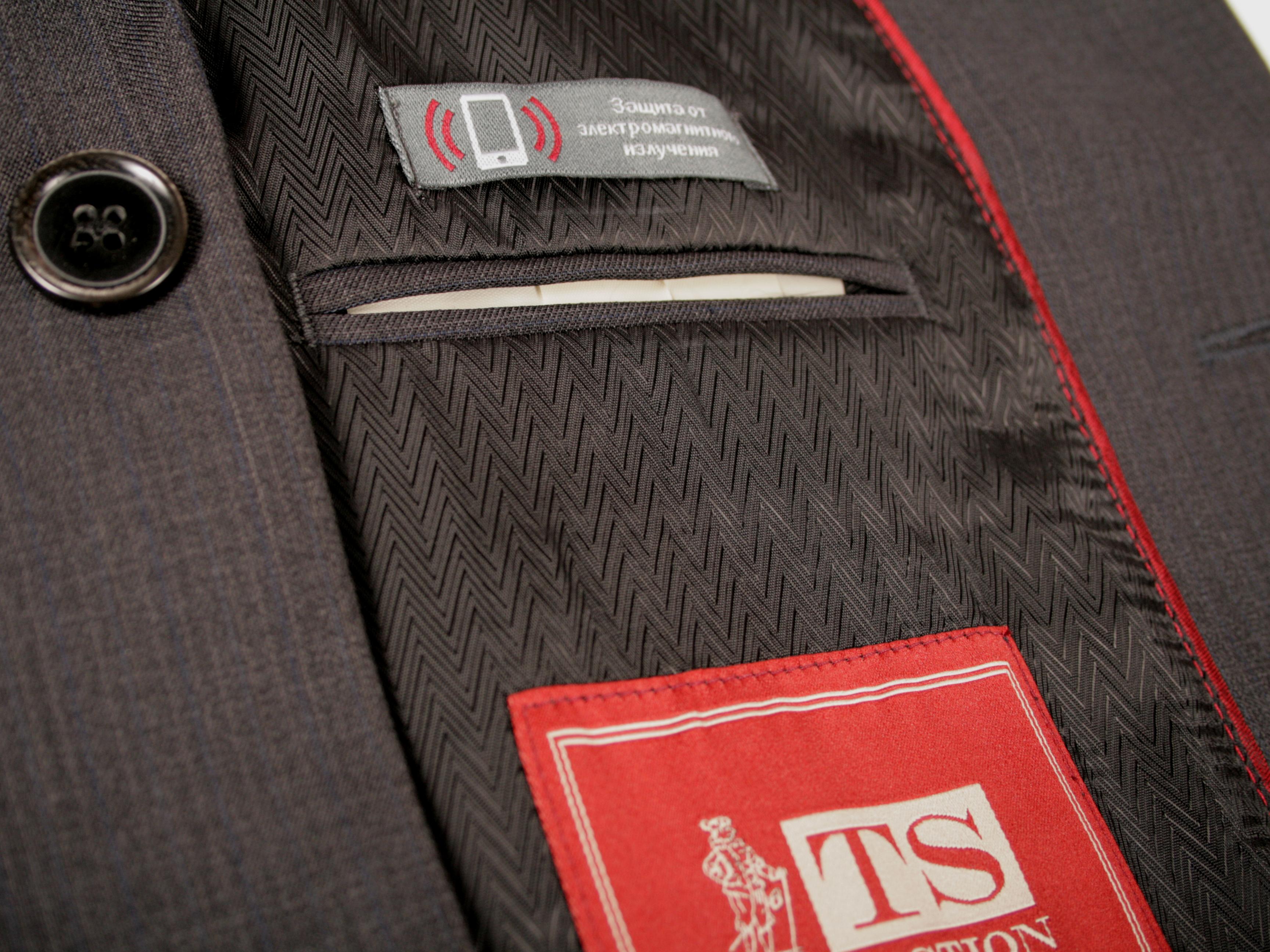 Как сделать внутренние карманы на куртке